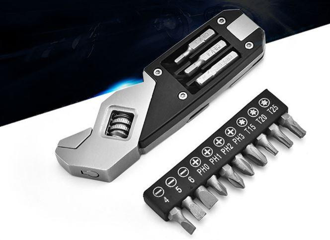 Multi-Function Outdoor Wrench