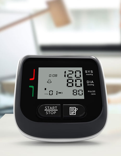 Digital Wrist Blood Pressure Monitor | UBERTECH