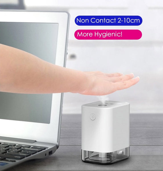 Portable Touchless Hand Sanitizer | UBERTECH