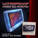 Wall Mounted Waterproof Phone Holder | UBERTECH