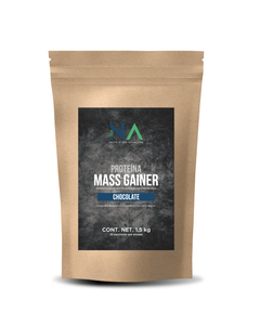 "Proteína Láctea ""Mass Gainer"" Chocolate"