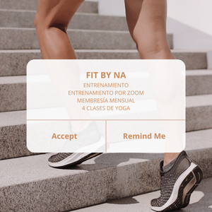Fit by NA (solo entrenamiento)