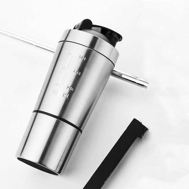 Stainless Steal Shaker Bottle