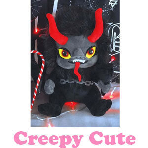 Creepy Cute