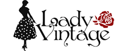 Lady Vintage London Logo