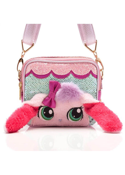 Irregular Choice Bella Bunny Riem Tas Mint Multi