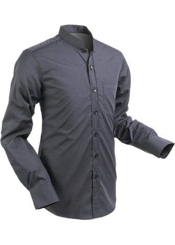 Chenaski Heren Necessary Shirt Zwart