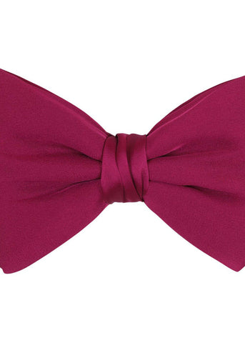 Collectif Bella Bow Elastische 50's Riem Fuschia