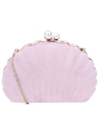 Collectif Seashell Tas Roze