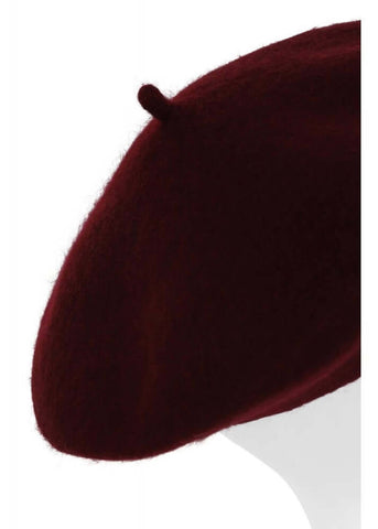 Collectif Lauren 60's Baret Burgundy