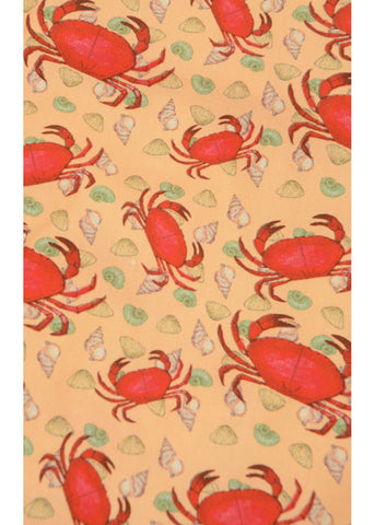 Run and Fly Heren Crab Buffet Shirt