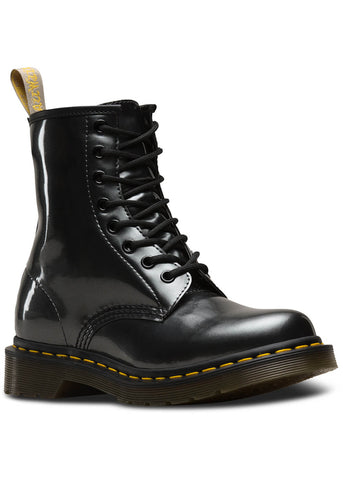Dr. Martens 1460 Vegan Chrome Veterlaarzen Gunmetallic