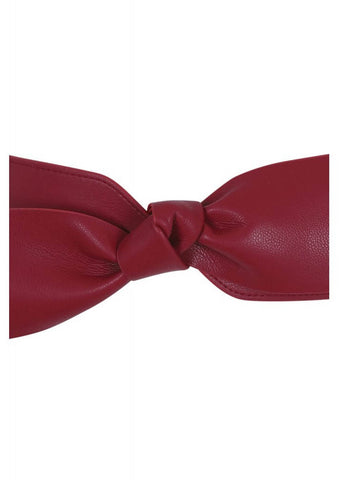 Collectif Joana Bow Riem Rood