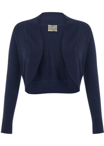 Collectif Jean 50's Bolero Navy