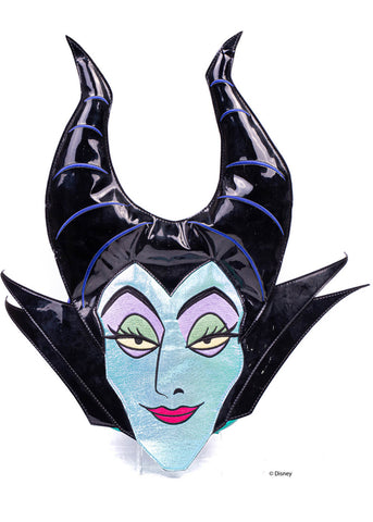 Irregular Choice Sleeping Beauty Maleficent Dark vs. Light Tas Zwart Groen