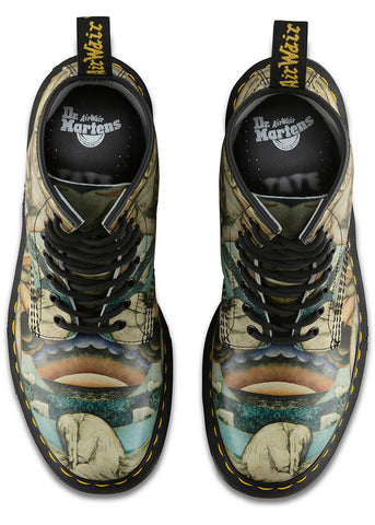 Dr. Martens 1460 William Blake Veterlaarzen