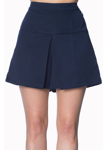 Banned Cindy Shorts Navy