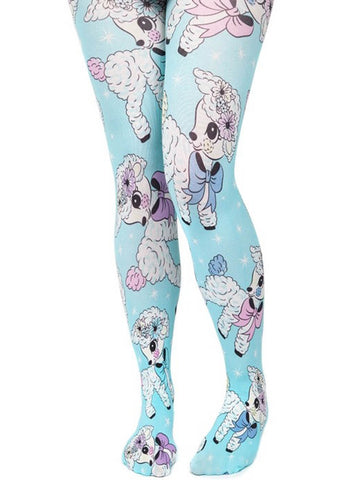 Irregular Choice Lamb Legging