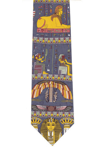 The Tie Studio Egyptians Stropdas