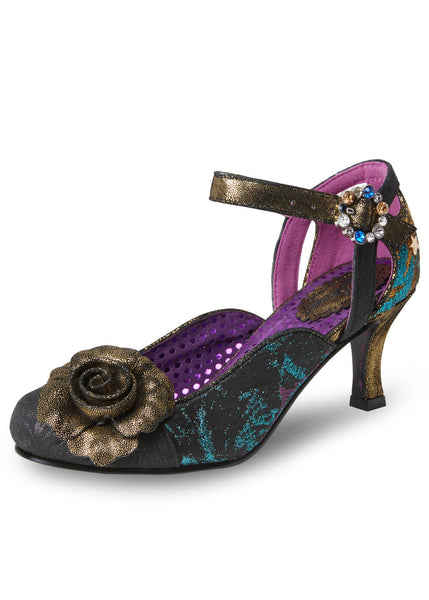 Joe Browns Couture Orion 60's Pumps Zwart
