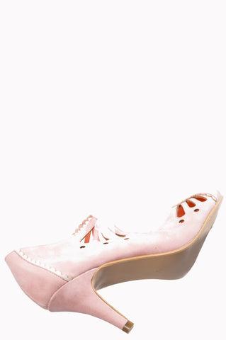 Banned Reno Rhia 40's Pumps Roze