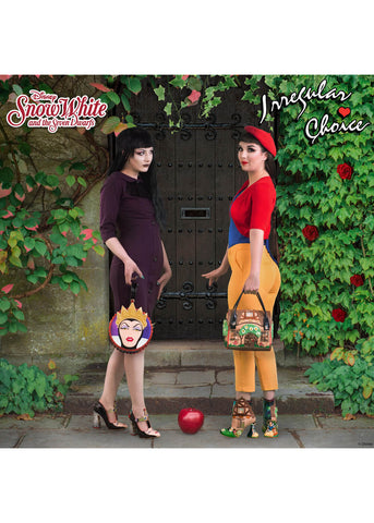 Irregular Choice Snow White Happily Ever After Tas Bruin