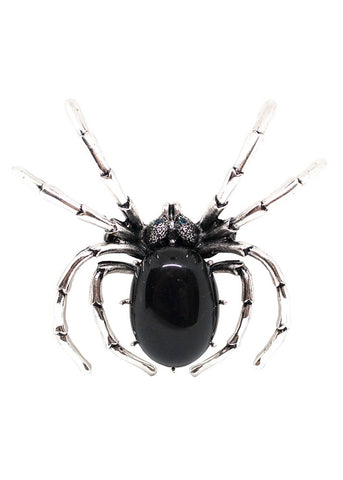 Collectif Spider Sam Broche Zwart