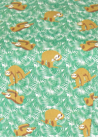 Run and Fly Sloth 50's Jurk