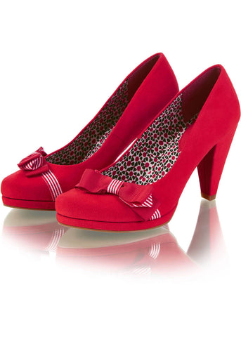 Ruby Shoo Susanna Pumps Rood