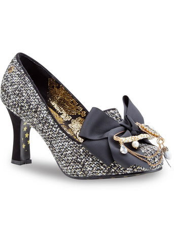 Joe Browns Couture Regal Tweed 40's Pumps