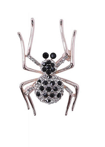 Collectif Mr. Spider Broche Goud