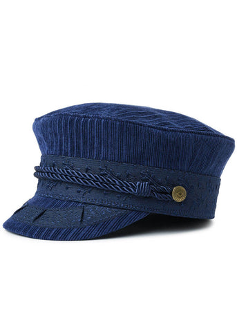 Brixton Albany Pet Patriot Blauw