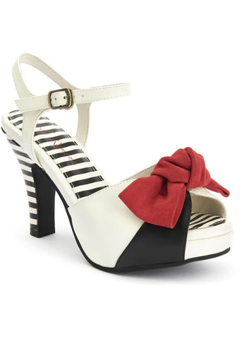 Lola Ramona Angie Tribute Pumps Cream