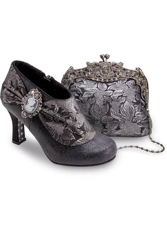 Joe Browns Couture Mystery Brocade 20's Booties