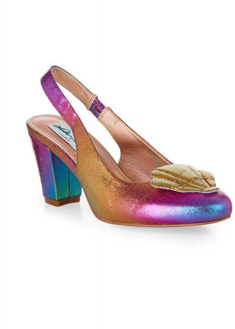 Lulu Hun Maya Mermaid 60's Pumps Multi