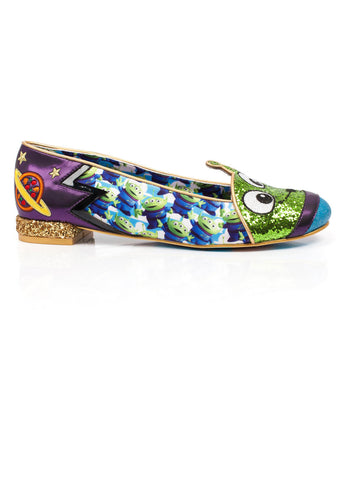 Irregular Choice Toy Story Eternally Grateful Ballerina's