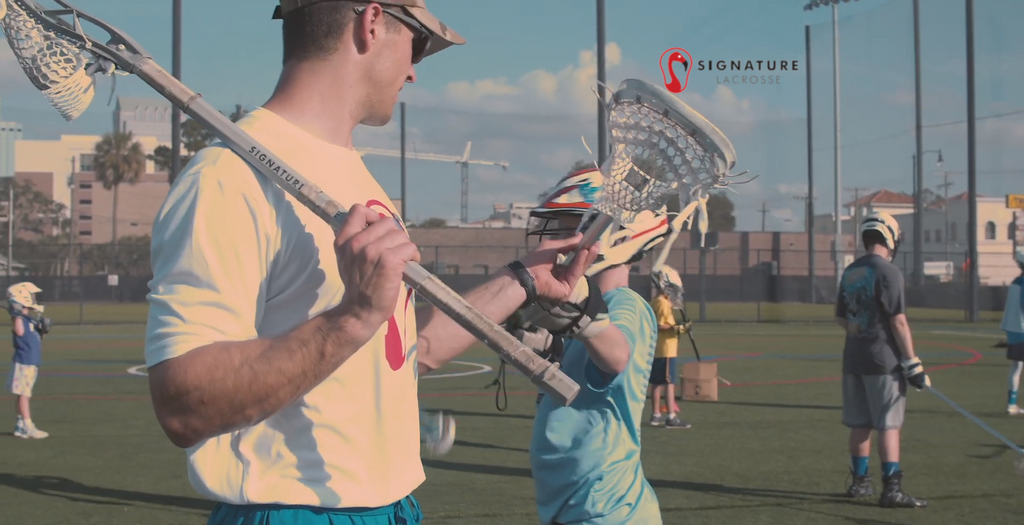 Signature Lacrosse Coaching at the Signature Academy