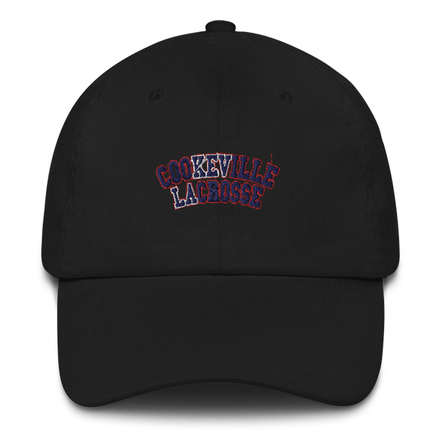 Cookeville Lacrosse Dad hat Signature Lacrosse