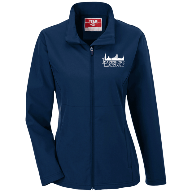 Lakeshore Lacrosse Ladies' Soft Shell Jacket Signature Lacrosse