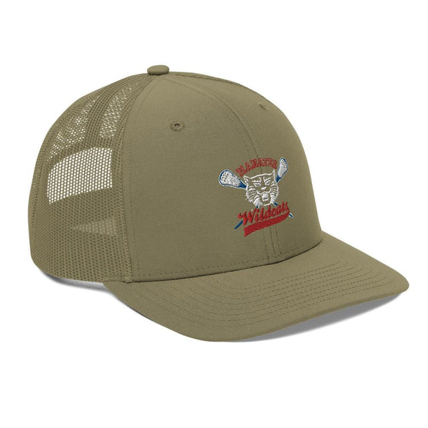 Manatee Wildcats Richardson Trucker Hat Signature Lacrosse