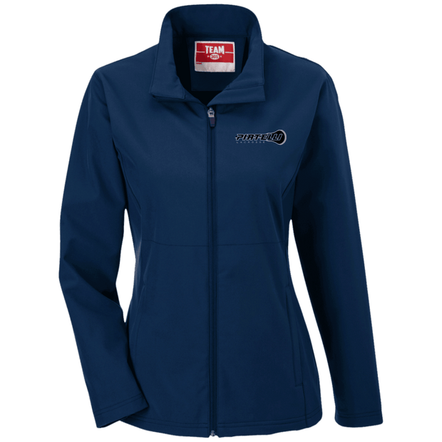 Piatelli Lacrosse Ladie's Soft Shell Jacket Signature Lacrosse