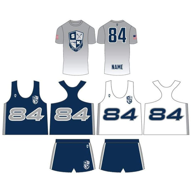 SNYL Team Swag Store Women's 3 Piece Uniform Set:Girls U13 Signature Lacrosse