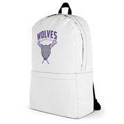 Wolves Lacrosse Club Backpack Signature Lacrosse