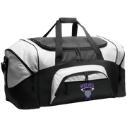 Wolves Lacrosse Club Equipment Duffel Signature Lacrosse