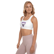 Wolves Lacrosse Club Sports Bra Signature Lacrosse