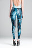 Blue York Leggings