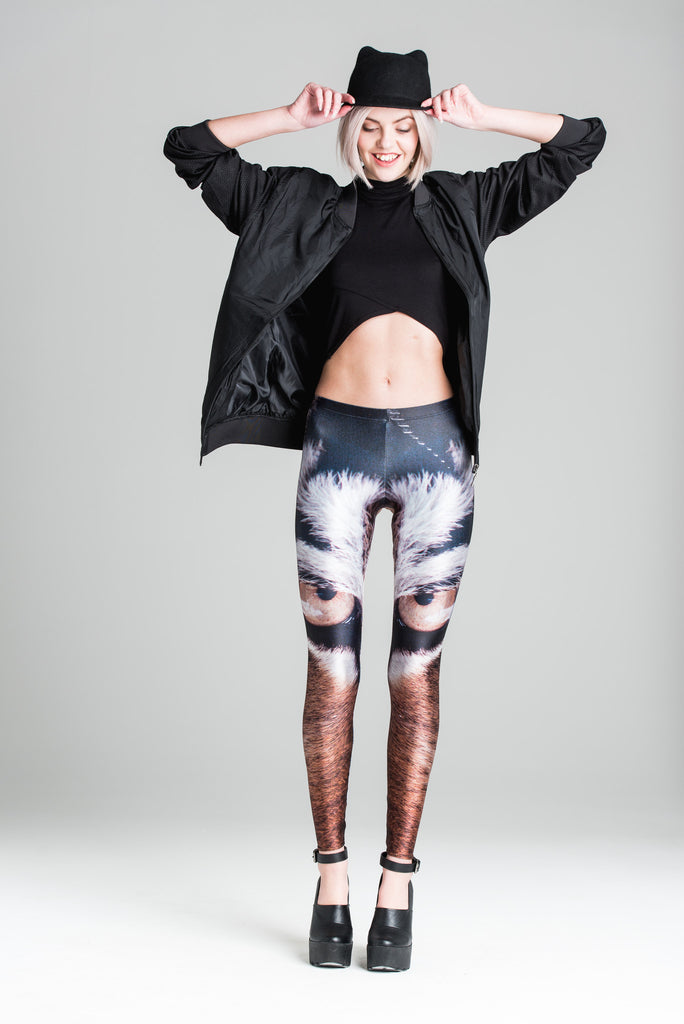 Eye Of The Tiger Leggings