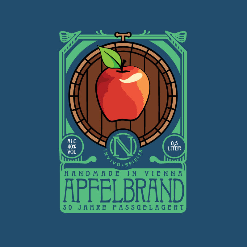 Barrel-aged Apple Brandy