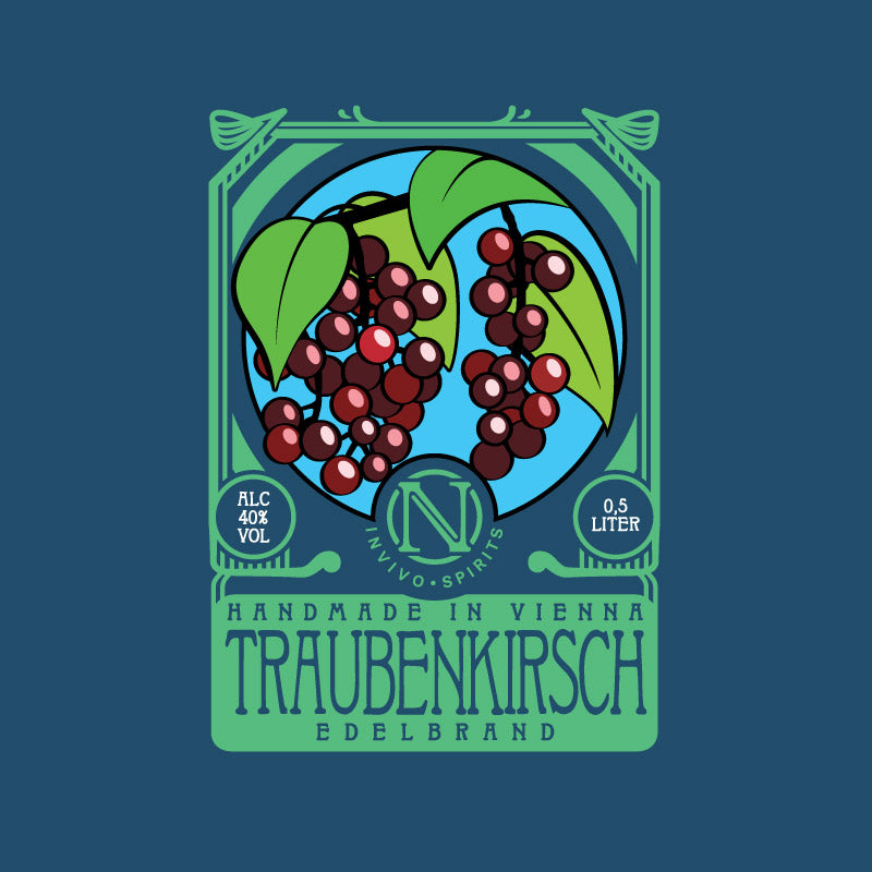 Wild Black Cherry - Traubenkirschen