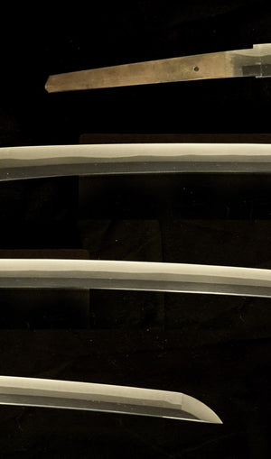 Authentic Japanese Sword | SIGNED NAGAMITSU-saku